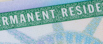 USA Permanent Resident card aka Green card