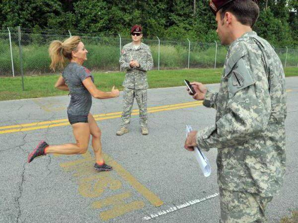 Физический тест в Армии США