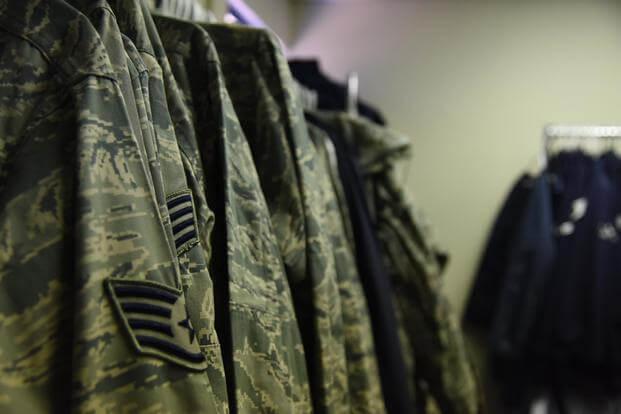 USA soldier uniform