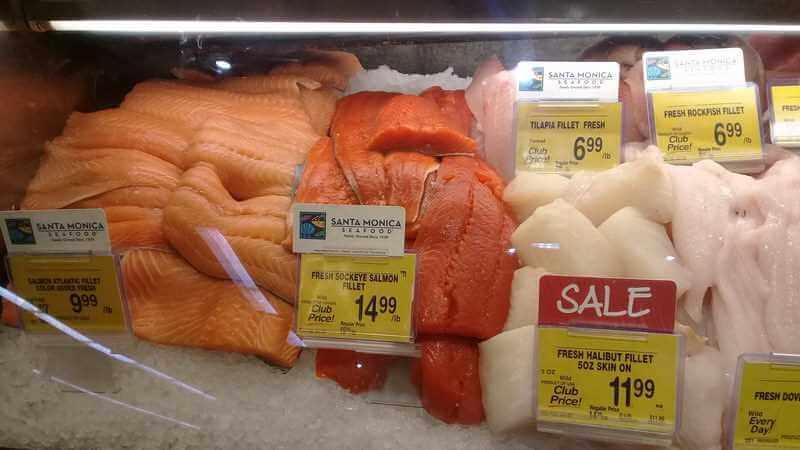 Фото морепродукты