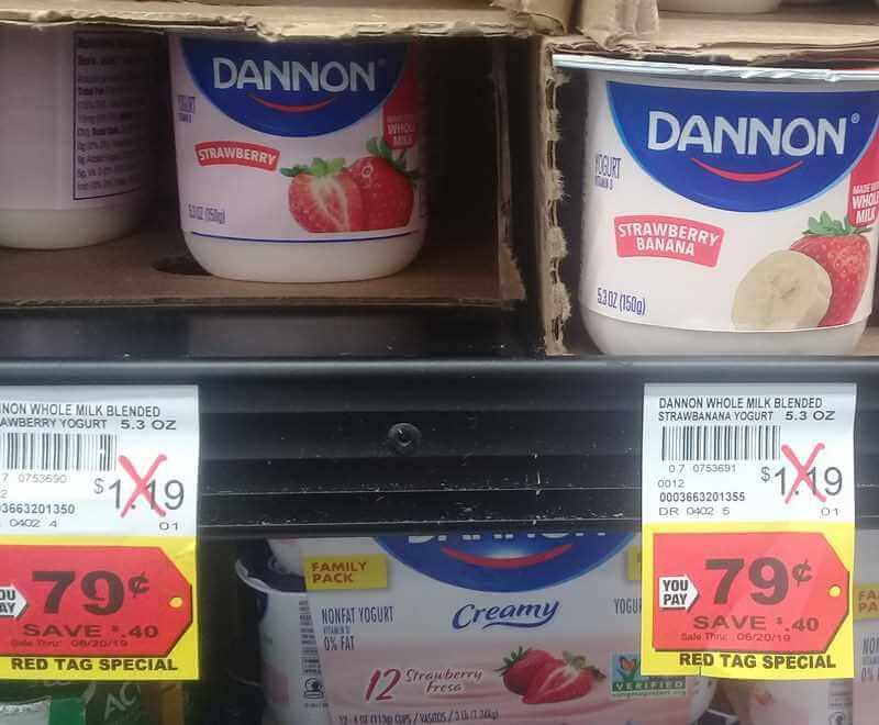 Фото йогурт