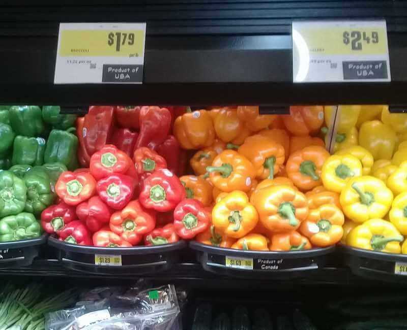 Фото овощи