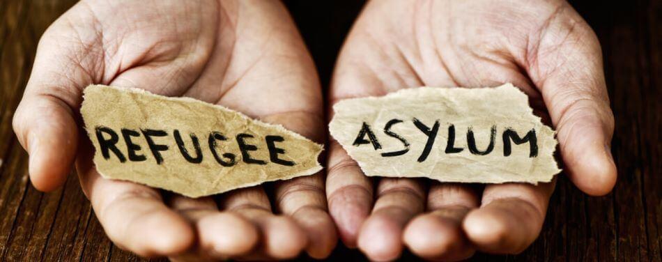 Фото Asylum и Refugee