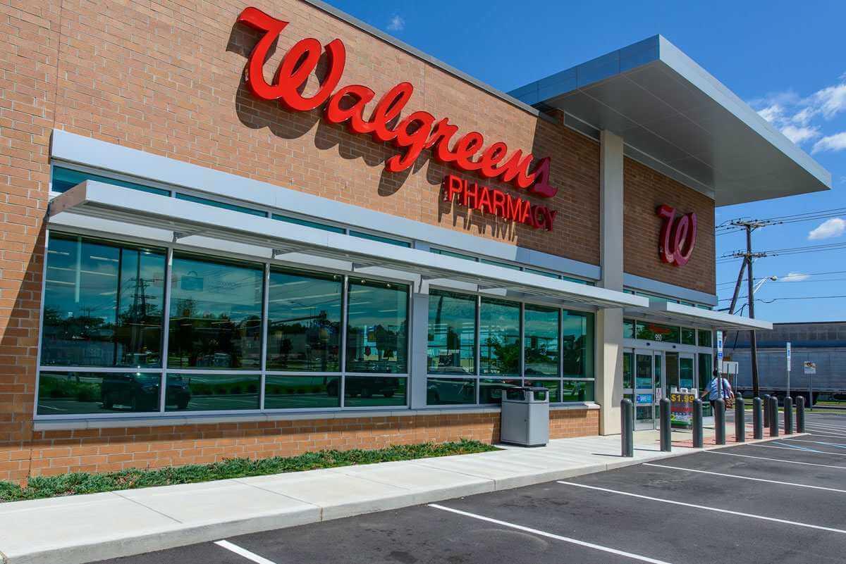 Аптека Walgreens