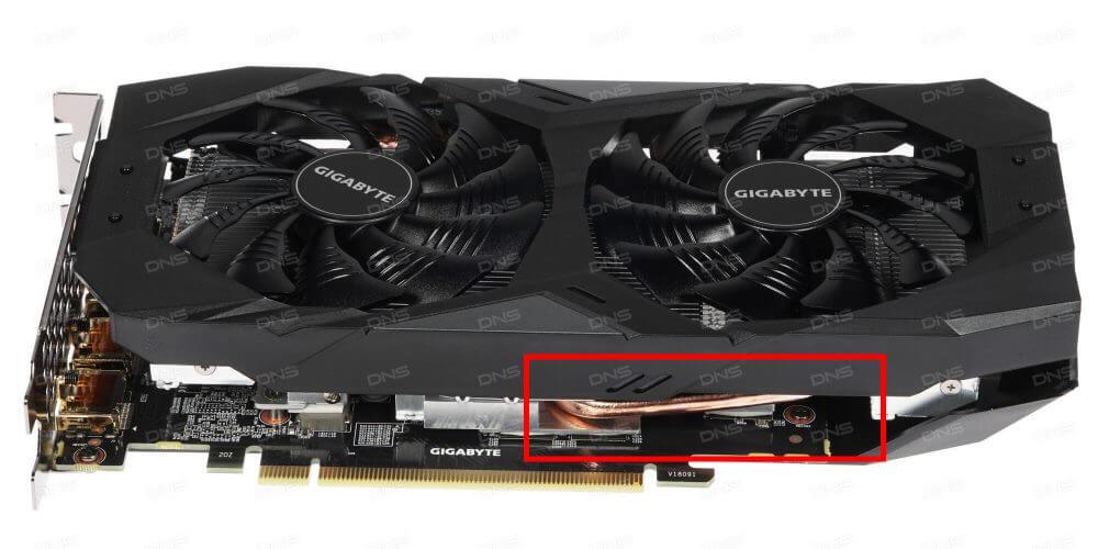 GIGABYTE GeForce GTX 1660 SUPER OC [GV-N166SOC-6GD 1.0]